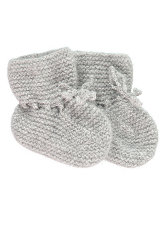 Cashmere Booties Elephant