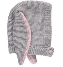 Olivier baby Cashmere Bunny Bonnet