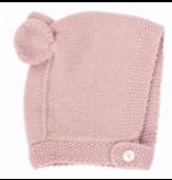 Olivier baby Cashmere Pig Bonnet