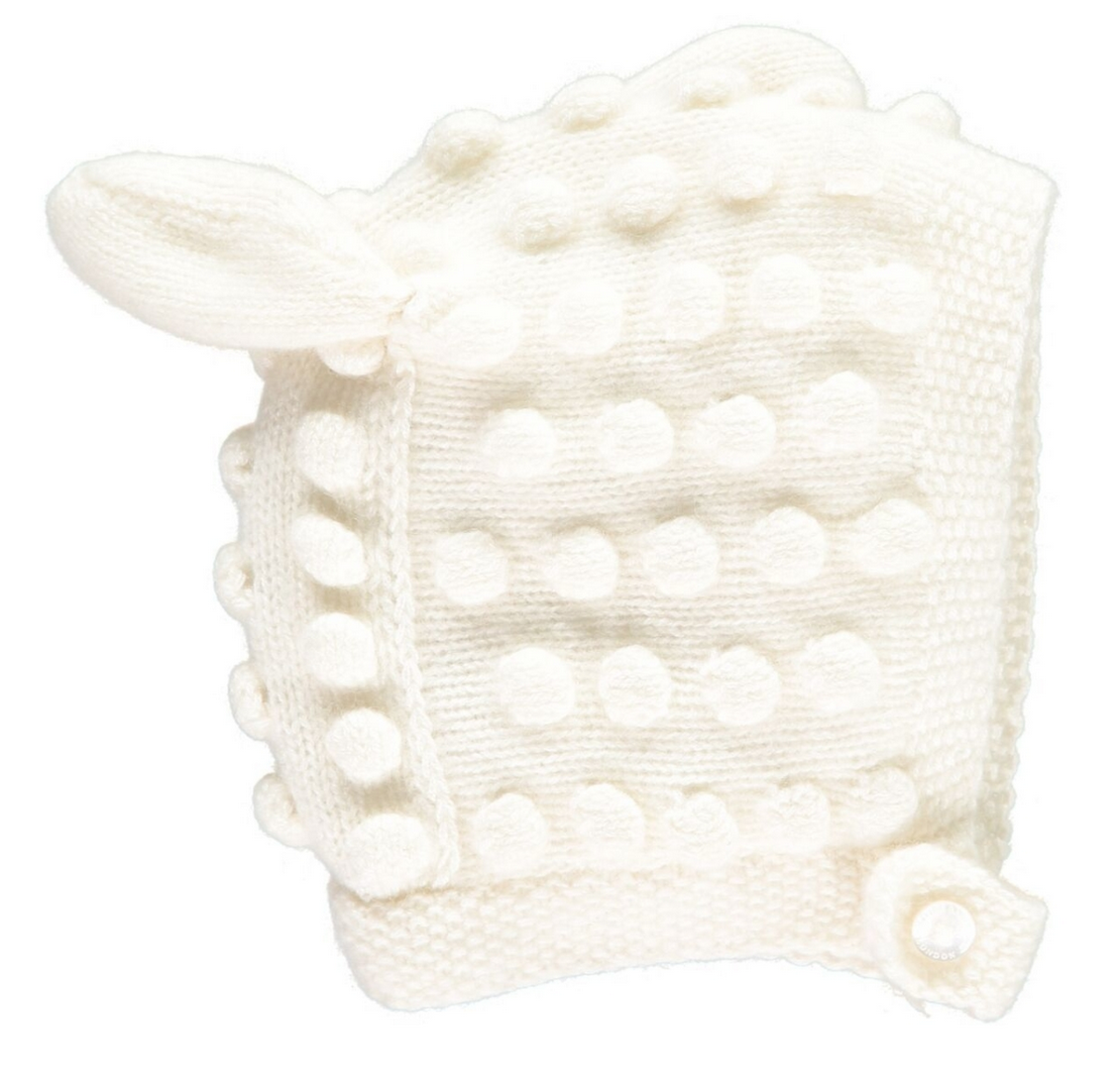 Olivier baby Cashmere Sheep Bonnet