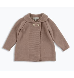 Olivier baby Pink Cashmere Peacoat