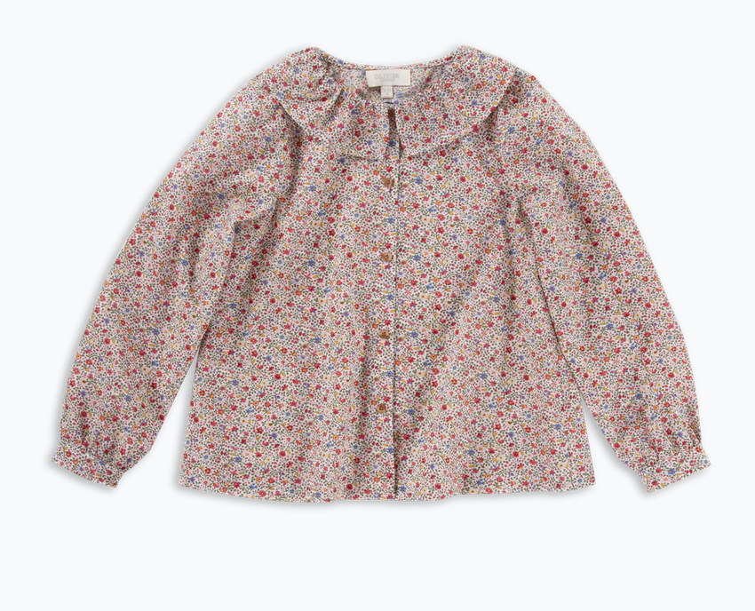 Olivier baby Wilma Blouse Red