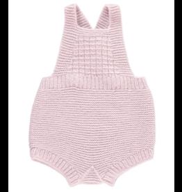 Olivier baby Cashmere Romper Pink