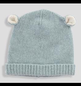 Olivier baby Cashmere Hat Blue