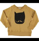 Picnik Cat Sweatshirt Tan