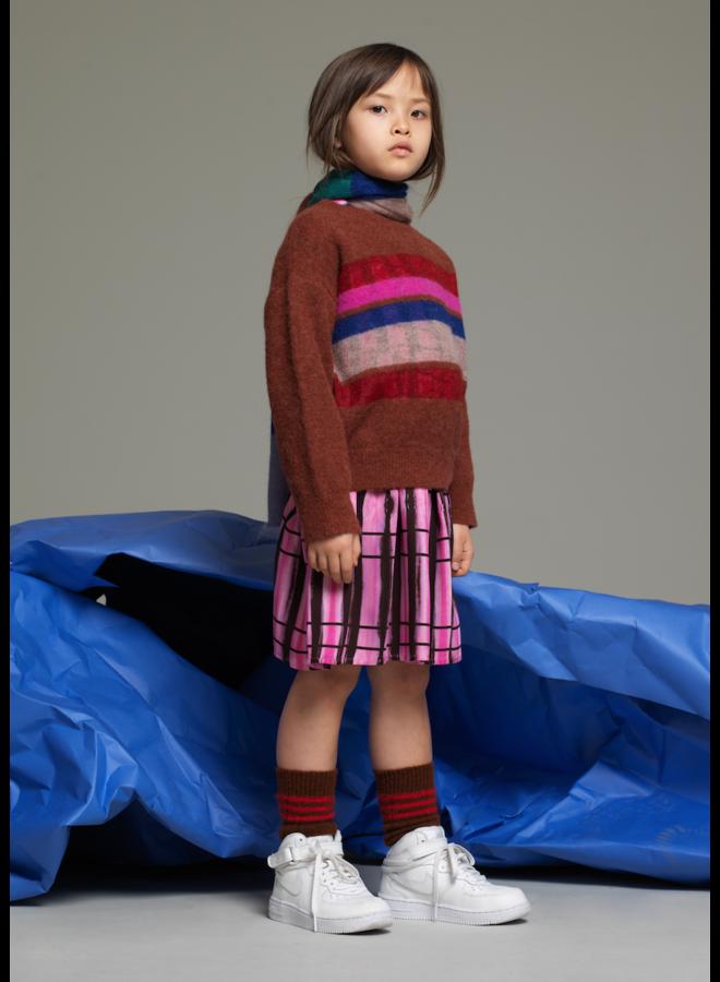 Limos Skirt Ruby