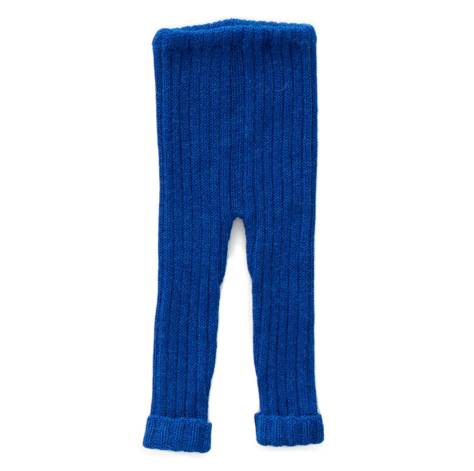 Oeuf Blue Knit Pants