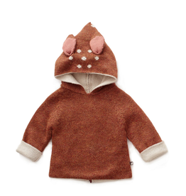 Oeuf Deer hoodie