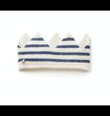 Oeuf Blue Stripe Crown