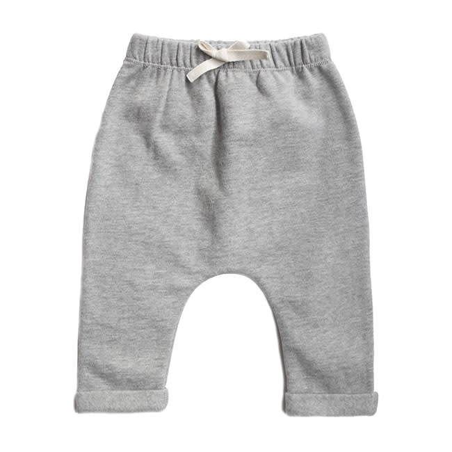 Gray Label Baby Pants Grey