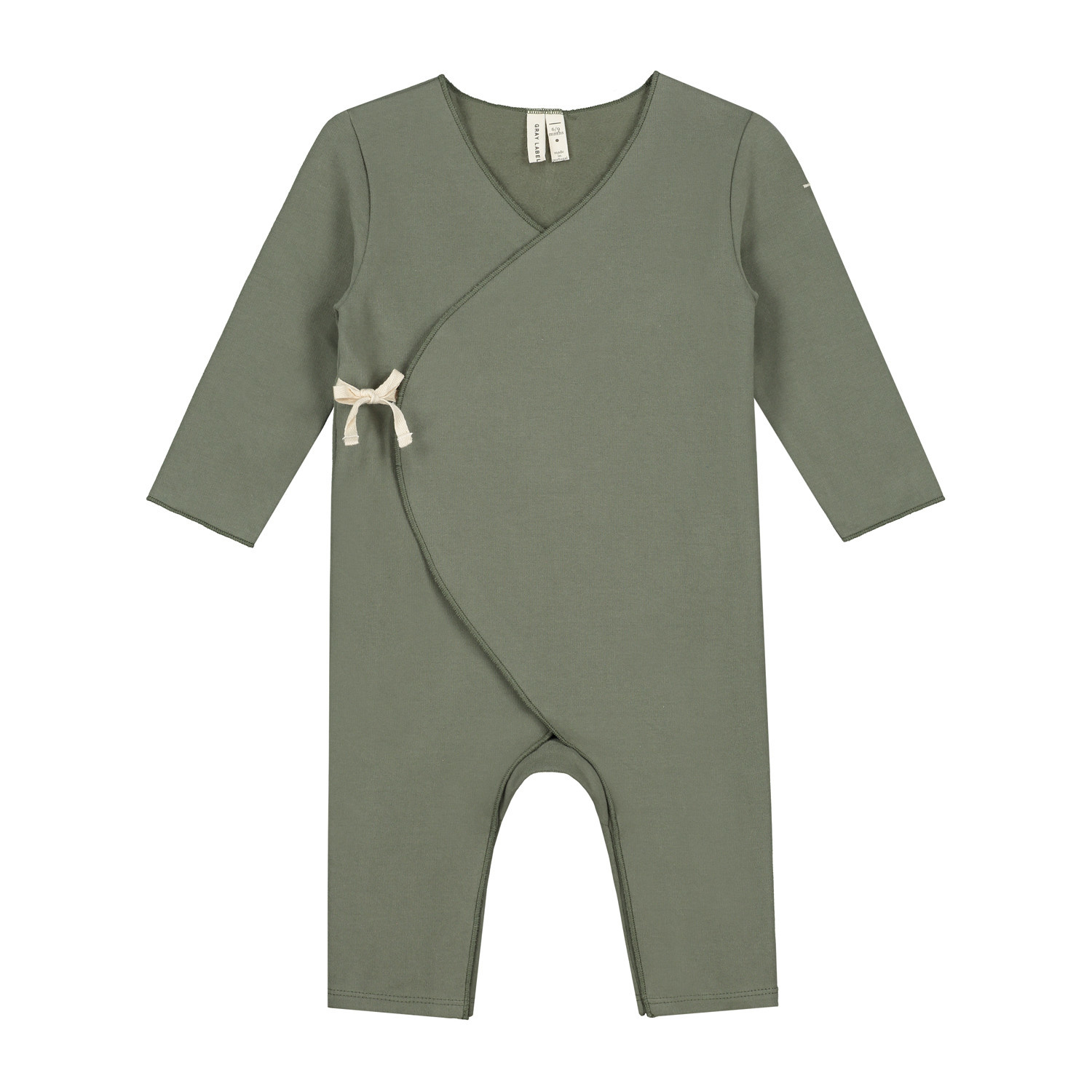 Gray Label Crossover Suit Moss