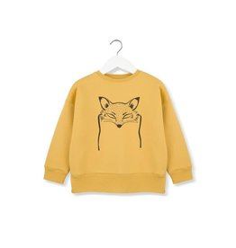 Kids on the Moon Fox Mask Sweatshirt