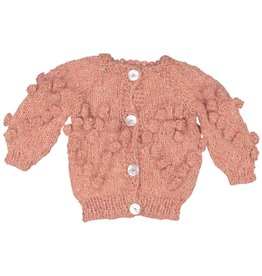 Mademoiselle à Soho Love Cardigan Dusty Pink