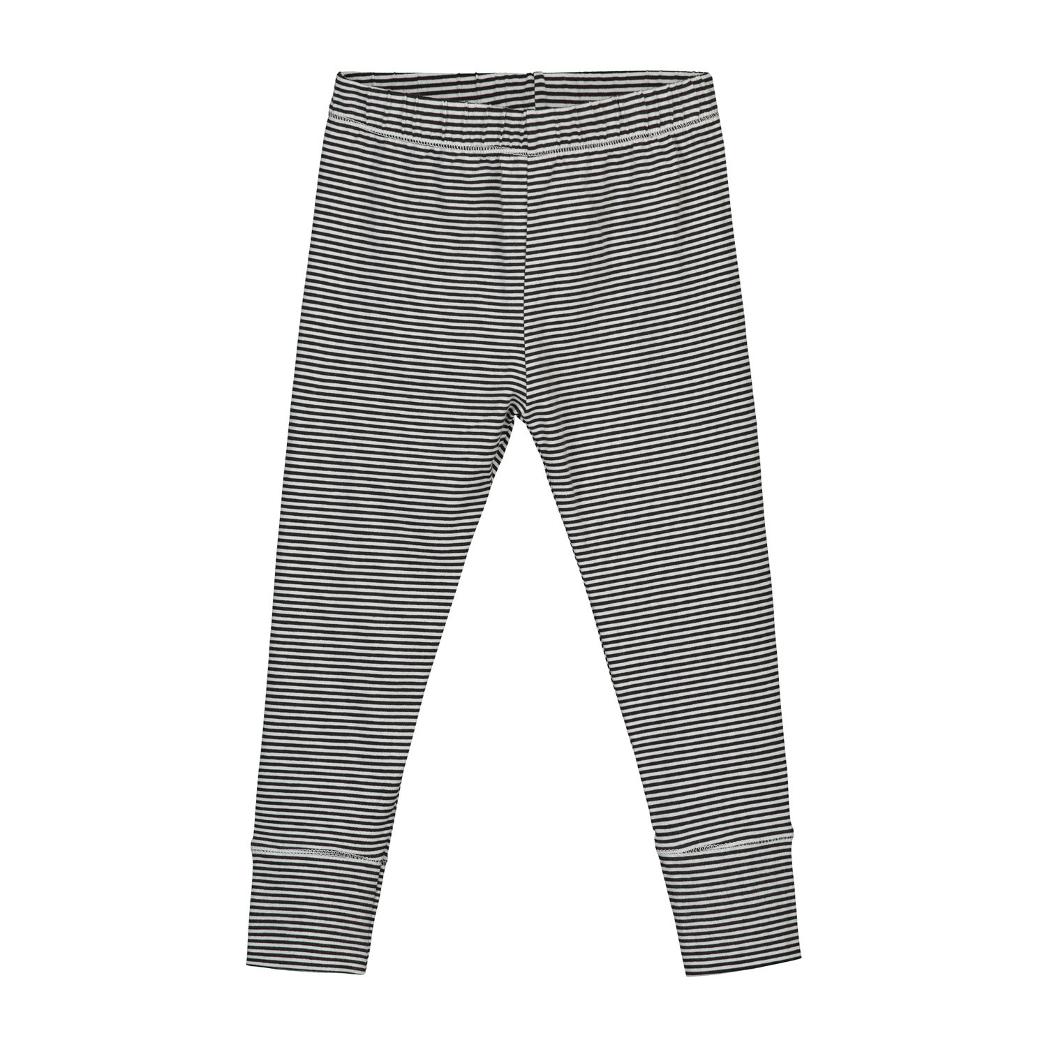 Gray Label Black Cream Stripe Legging