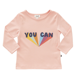 Oeuf Pink You Can Tee