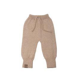 Petit Kolibri Knitted Pant Light Brown