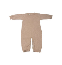 Petit Kolibri Knitted Body Light Brown