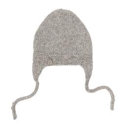 Petit Kolibri Baby Alpaca Hat Grey