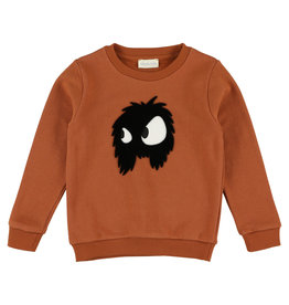 Simple Kids Monster Sweater Toffee