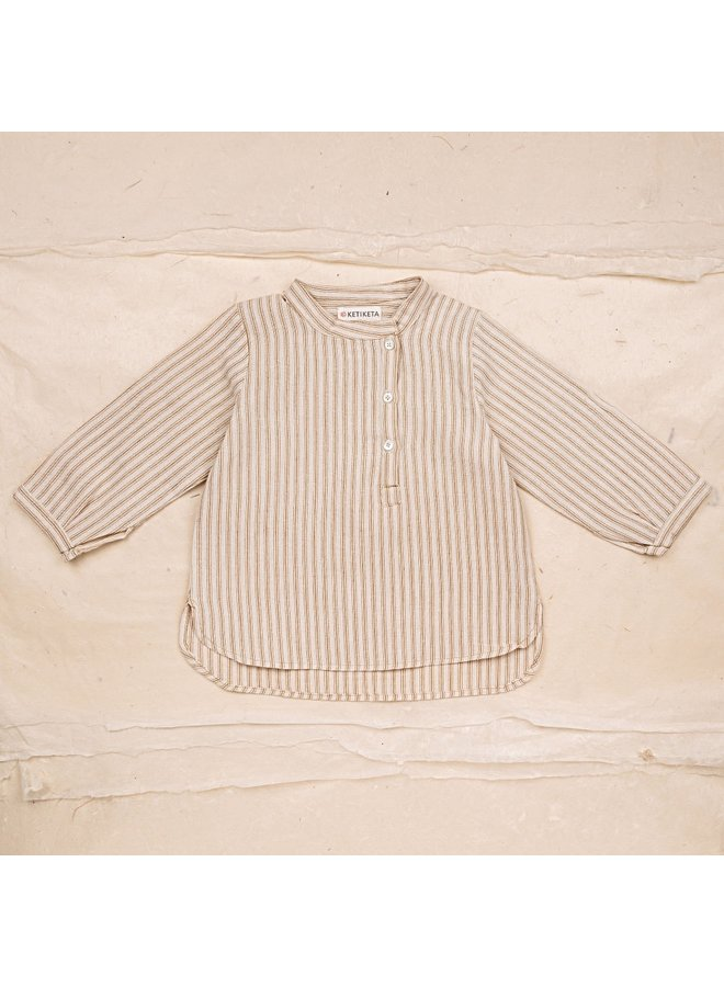 Vadim Shirt Rust
