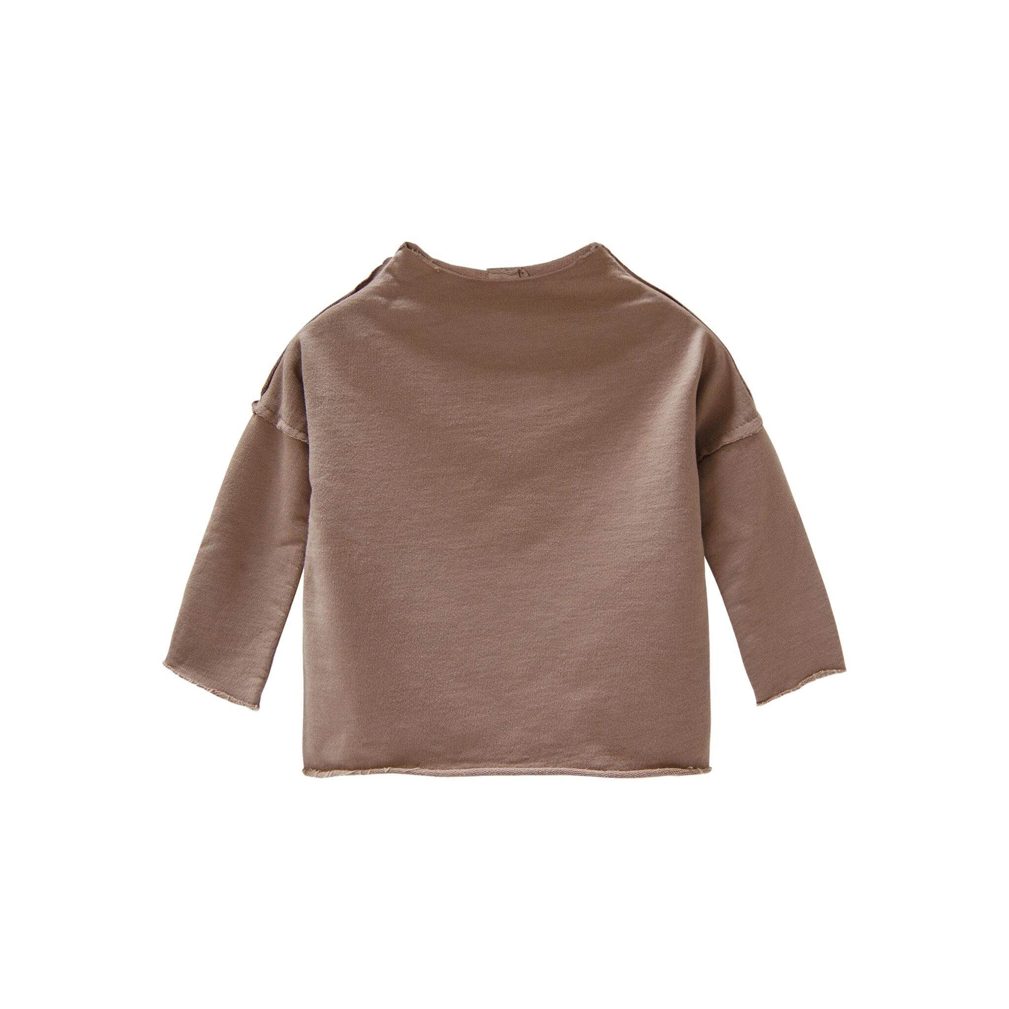 Go Gently Pullover Mud