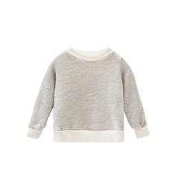 Go Gently Textured Crew Natural