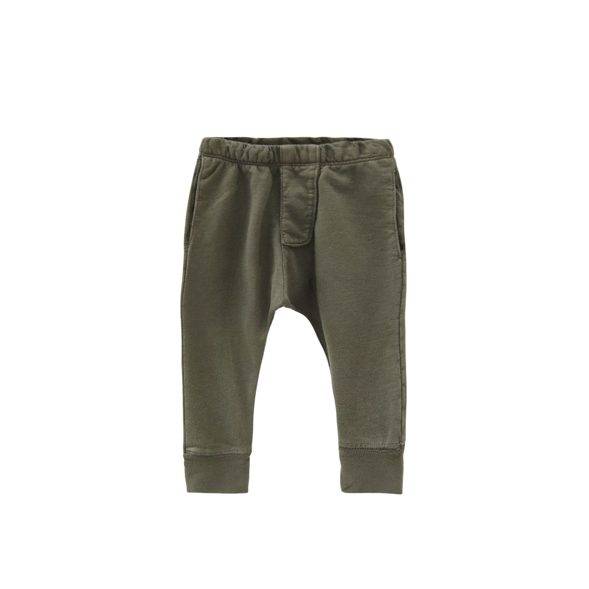 Go Gently Trouser Pockets Moss