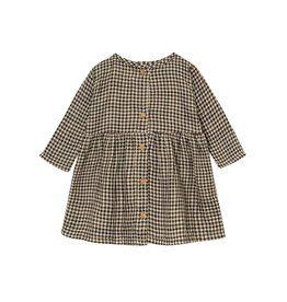 Go Gently Gingham Prairie Dress