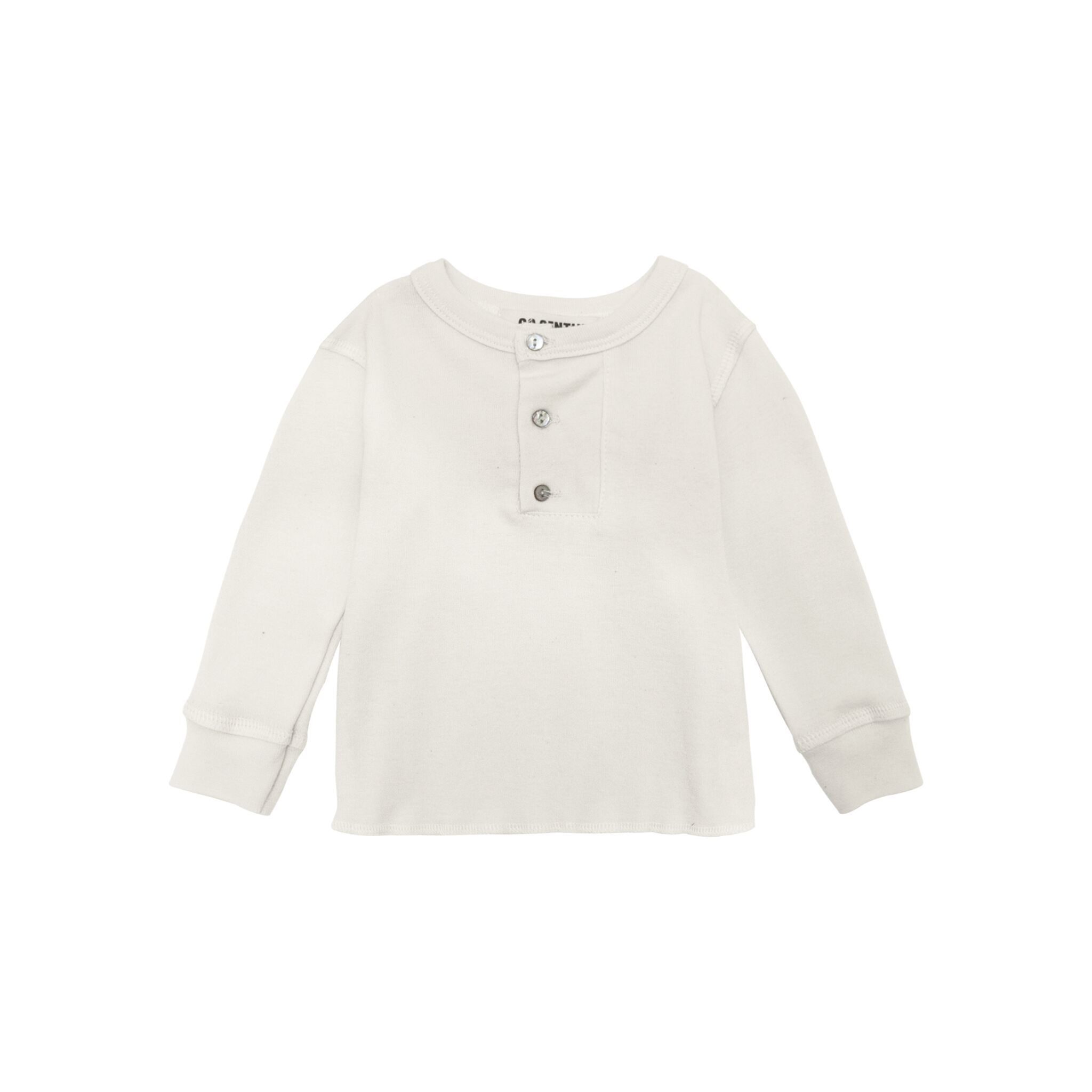 Go Gently Natural Henley