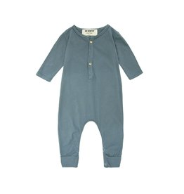 Go Gently Jersey Playsuit Rain