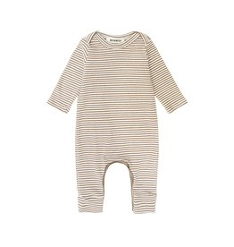 Go Gently Mud Stripe Romper