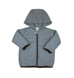 la petite collection Houndstooth Coat