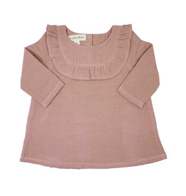 la petite collection Sand Pink Gauze Dress