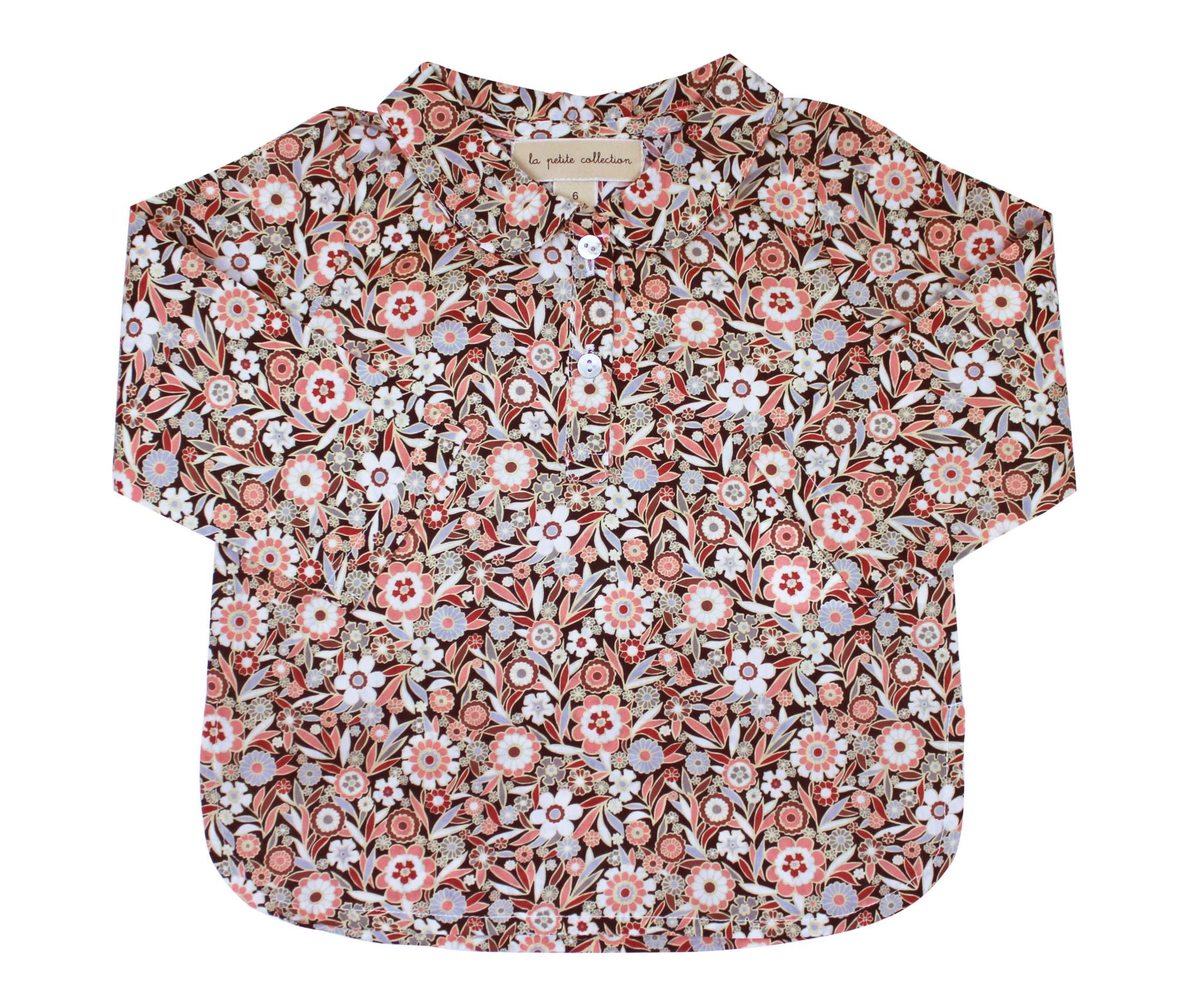 la petite collection Claudine Shirt Operetta