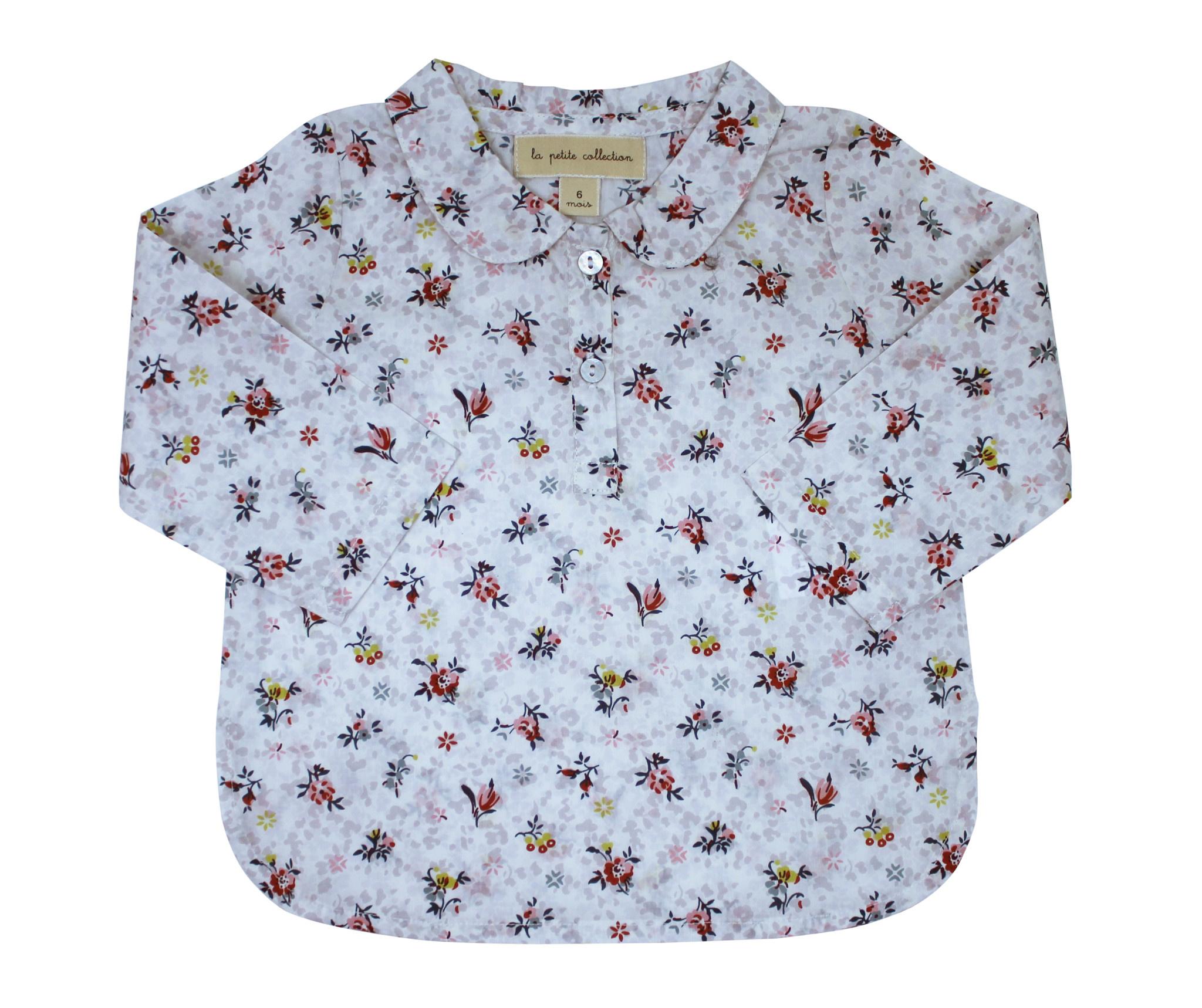 la petite collection Claudine Shirt Chiara