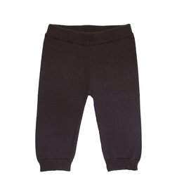 la petite collection Knit Trousers Navy
