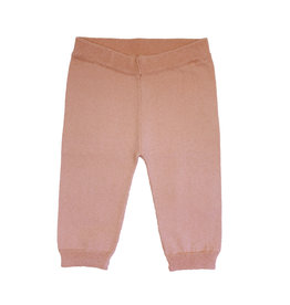 la petite collection Cotton/Wool Trousers Pink