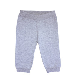 la petite collection Cotton/Wool Trousers Grey