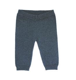 la petite collection Cotton/Wool Trousers Blue
