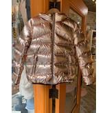 Bronze Puffy Coat