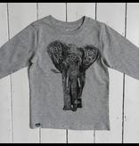 Lion of leissure Elephant Steel Grey