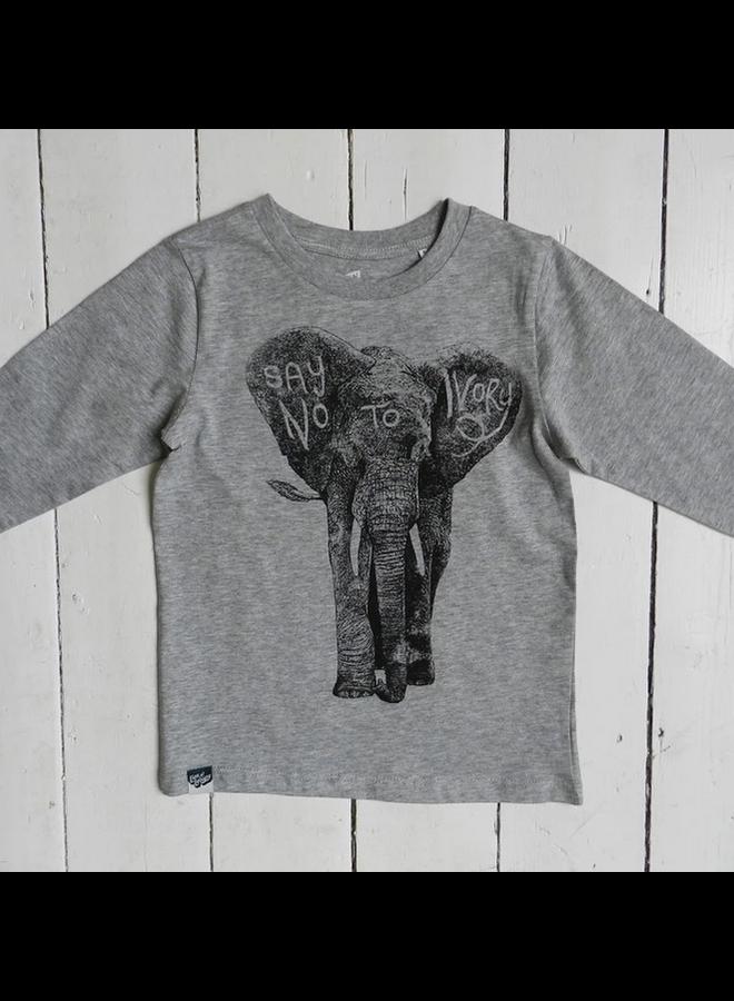 Elephant Steel Grey