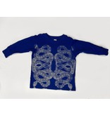 Lucky Fish T Blue Snakes