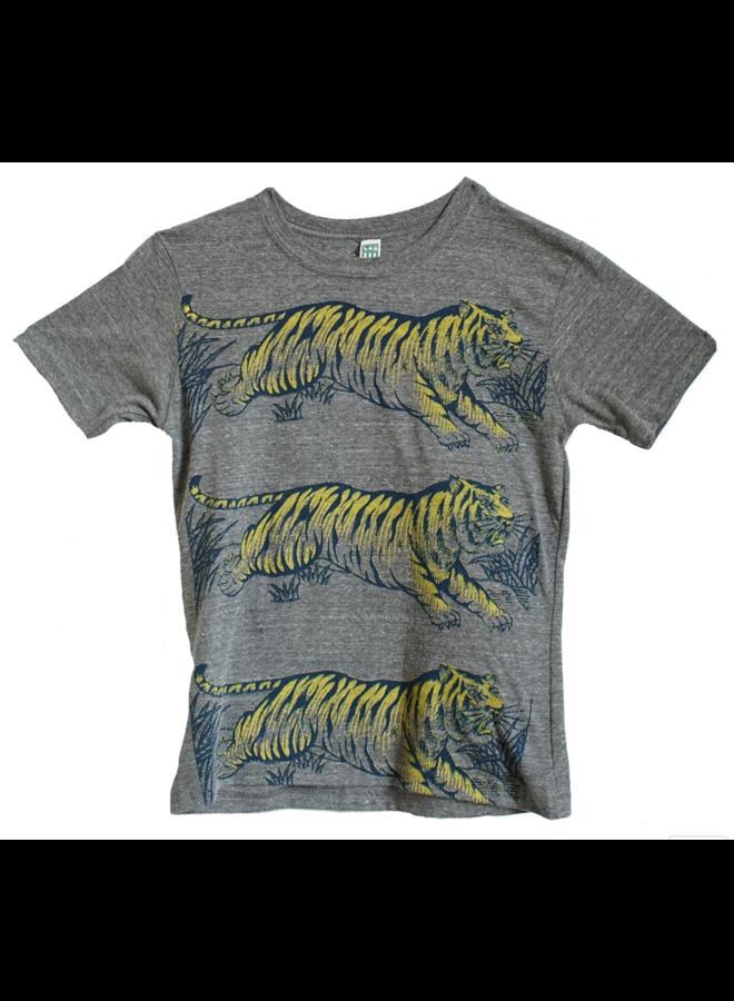 T Grey Tigers