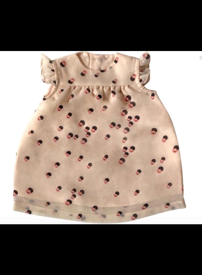 Dorothy Dress Comets Pink