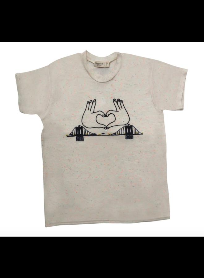 T Shirt Brooklyn Dusty