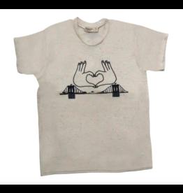 Mademoiselle à Soho T Shirt Brooklyn Dusty