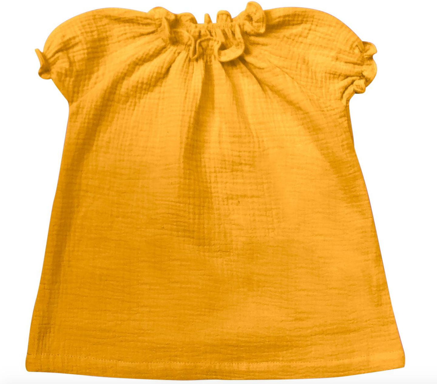 Mademoiselle à Soho Dress Smock Mimosa