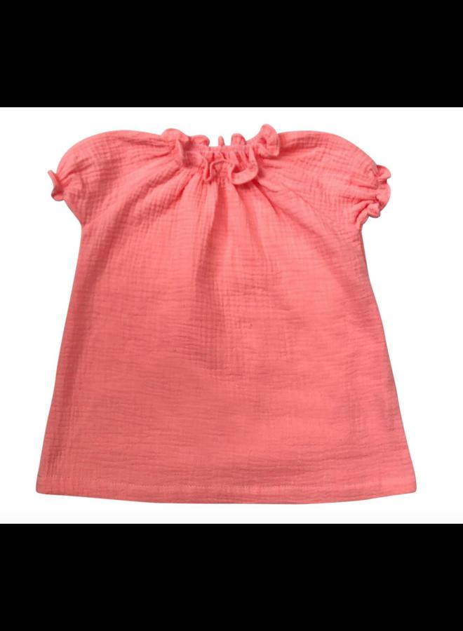 Dress Smock Bubble Gum
