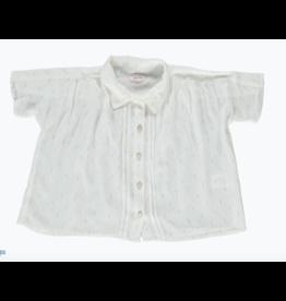 Morley Soka Ecru Shirt